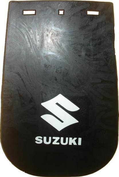 Picture of Mudflap Large Suzuki 140mm x 245mm