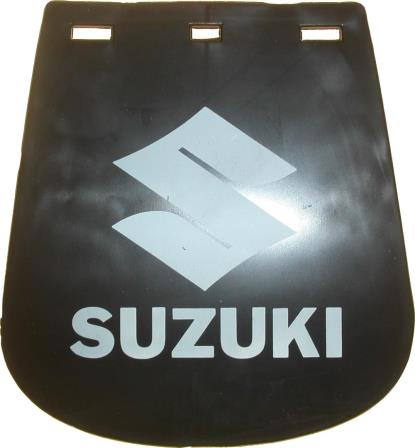 Picture of Mudflap Small Suzuki 120mm x 165mm