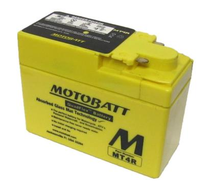 Picture of Battery MT4R Fully Sealed CTR4A-BS(20)