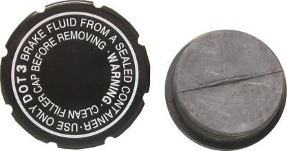 Picture of Master Cylinder Cap Kawasaki 43026-004 (I.D 49mm) (Set)