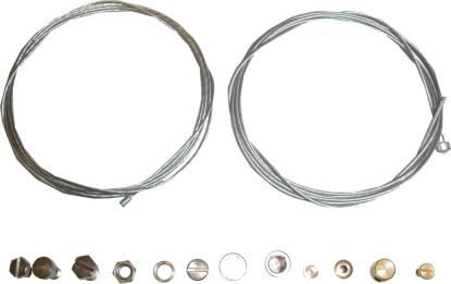 Picture of Cable Inner for Throttle & Clutch with Assorted Nipples (Kit)