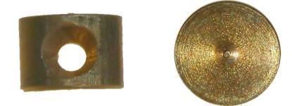 Picture of Nipple Barrel 6.00mm x 4.25mm (Per 50)