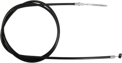 Picture of Rear Brake Cable Aprilia SR50 A/C 1993-1996 Vertical Engine