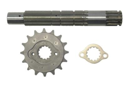 Picture of Driveshaft With Front Sprocket VT600 (MR1)