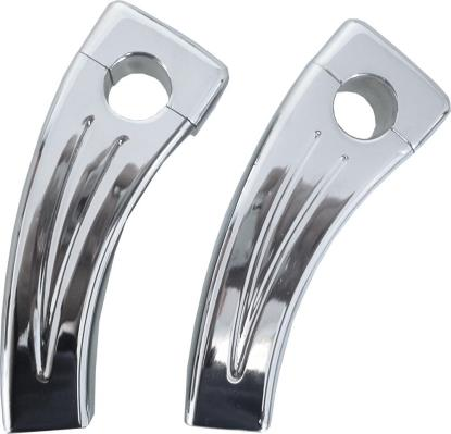 "Picture of Handlebar Risers 5"" for 1"" Bars (Pair)"