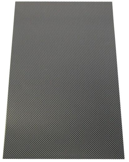 Picture of Sticker Carbon Look Sheet 9'' x 14''