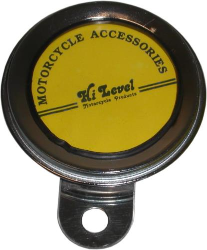 Picture of Tax Disc Holder 274 Deluxe Chrome with Screw on Front