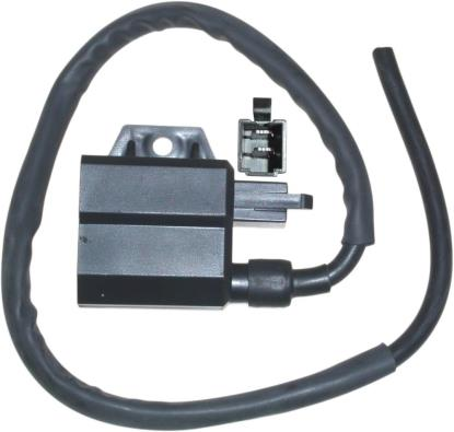 Picture of Ignition Coil 12v CDI Single 2 Spade Terminal 1 Bolt Mount