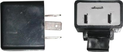 Picture of Flasher Can 6v 3 Pin use with bulbs up to 23 watt