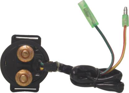 Picture of Starter Relay Early Japanese & Chinese 2 Wire, Short Body