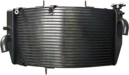 Picture of Radiator Honda CBR900RRY, RR1 2000-2001 (Made in Japan)