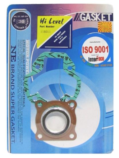 Picture of Gasket Set Top End (Big Bore) for 1974 Yamaha RD 50 M (Spoke Wheel)