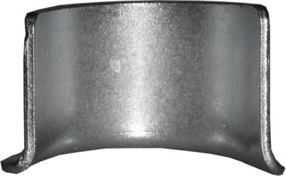 Picture of Exhaust Collets 1/2 moon as fitted to Honda 35mm & 26mm Long (Per 10)