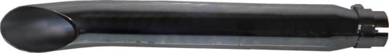 Picture of Exhaust Silencer 35mm-45mm Turnout Universal