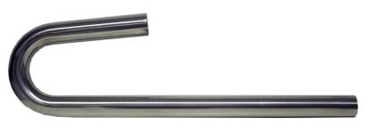 Picture of Stainless Steel 201 Pipe OD 40mm, ID 37.5mm Straight & 180'