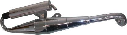 Picture of Exhaust Chrome Sports Suzuki AY50 Katana, UX50, UF50