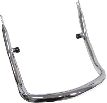 Picture of Seat Grab Rail Chrome Kawasaki Z1, Z1A.Z1B, Z900A4, Z1000A1-2