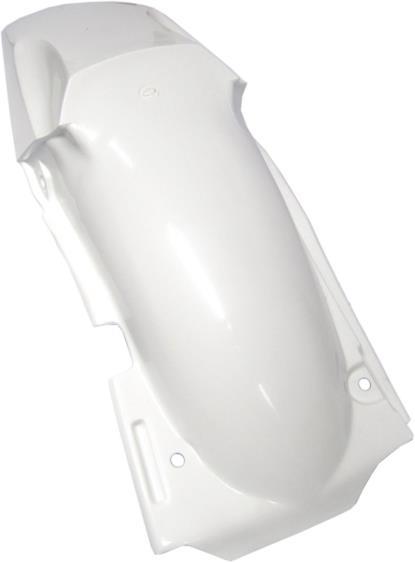 Picture of *Rear Mudguard White Suzuki RM125, RM250 96-00