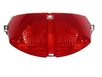 Picture of Complete Taillight Peugeot Speedfight 2 50 & 100 Red Lens