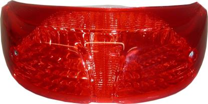 Picture of Complete Taillight Peugeot Squab,J