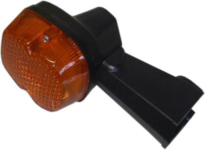 Picture of Complete Indicator Honda CB250N, CB400N Rear Left(Amber)