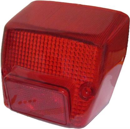Picture of Rear Light Lens Honda C50, C70, C90 Cub