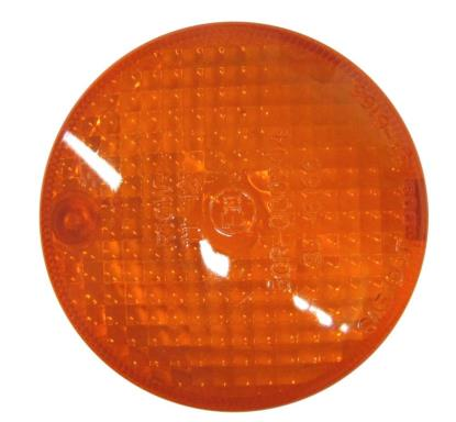 Picture of Indicator Lens Aprilia RS50, RS250 Front & Rear(Amber)