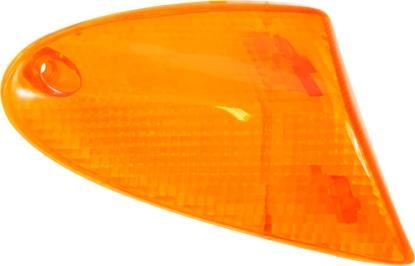 Picture of Indicator Lens Aprilia SR50 2000 Left Hand(Amber)