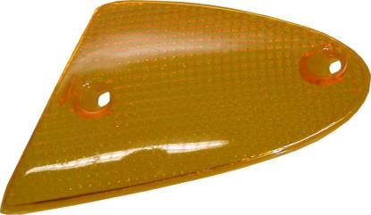 Picture of Indicator Lens Aprilia SR50LC Right Hand(Amber)