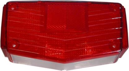Picture of Rear Light Lens Suzuki GSX250, GSX400 Twin