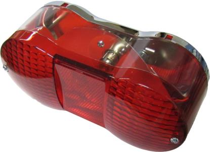 Picture of Complete Taillight Suzuki GT380-GT750,