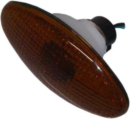 Picture of Complete Indicator Cateye Large with Smoked Lens (Pair)