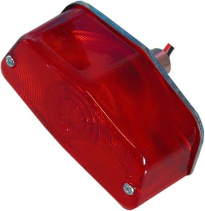 Picture of Complete Taillight Lucas fits up to 1963