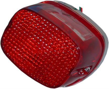 Picture of Complete Taillight Harley Davidson 1973-1998