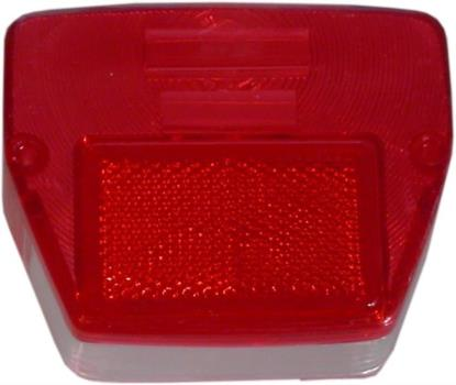 Picture of Rear Light Lens Yamaha RD50, DT50, TY50M
