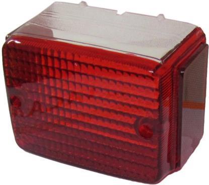 Picture of Rear Light Lens Yamaha RD LC, DT, MX, XT