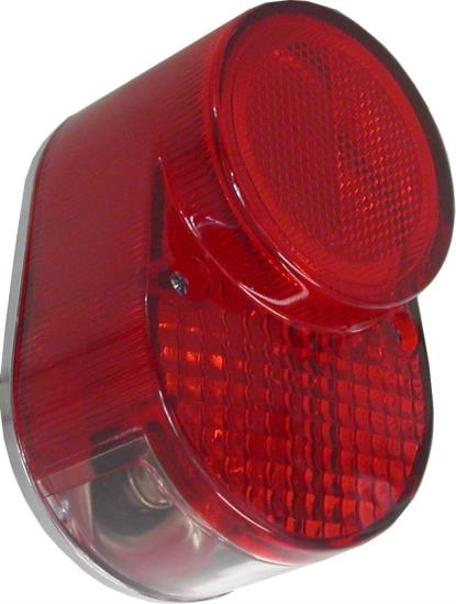 Picture of Complete Taillight Yamaha FS1E Early
