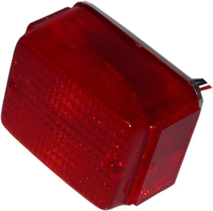 Picture of Complete Taillight Yamaha RD-LC, MX, DT-MX