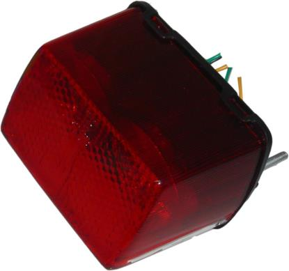 Picture of Complete Taillight Yamaha TZR125, RD500LC