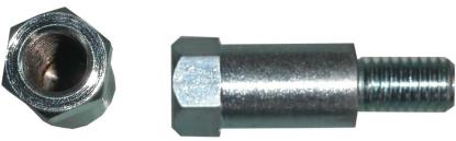 Picture of Adaptor 8mm Internal Thread to 10mm External Thread (Per 10)