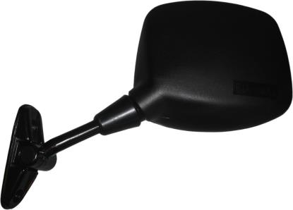 Picture of Mirror Fairing Black Left Kawasaki Early GPZ's 60mm Centre