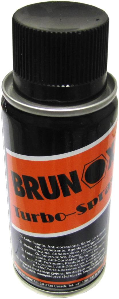 Picture of Brunox Turbo Spray(Multi-Function Spray) (100ml)