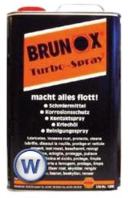 Picture of Brunox Turbo Spray(Multi-Function Spray) (Per 2)