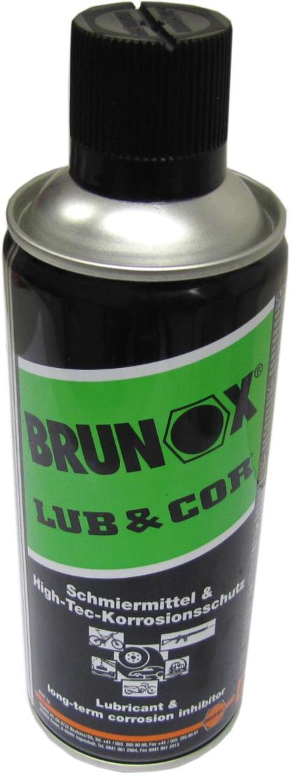 Picture of Brunox Lub & Cor(Long-Term Corrosion Inibitor) (400ml)