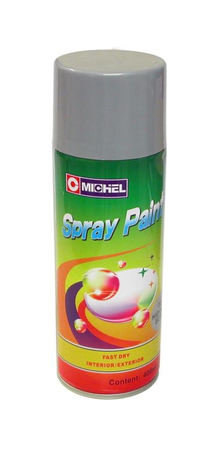 Picture of Michel High Temperature Paint Silver (400ml)