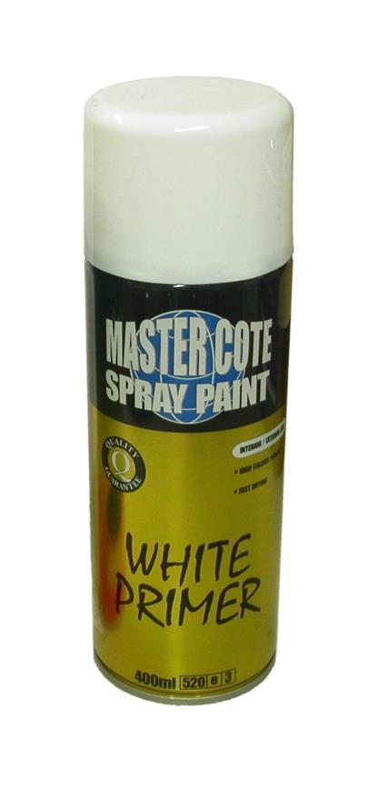 Picture of Mastercote White Primer