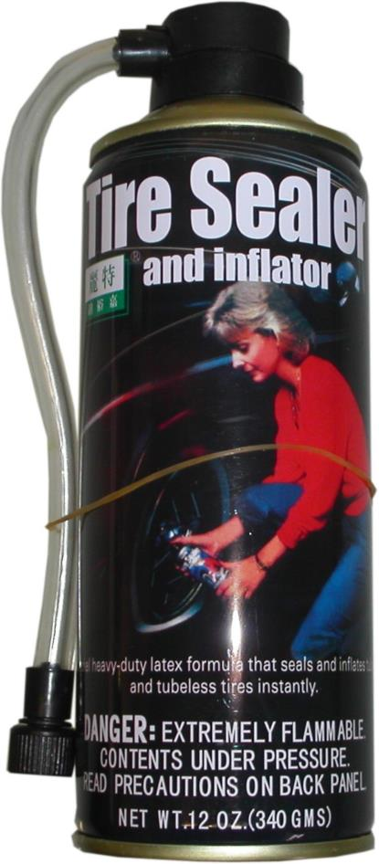 Picture of Tire Sealer & Inflator(Aerosol) (400ml)