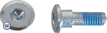 Picture of Bolts Disc Allen 8mm x 22mm Suzuki 8mm Allen, 16mm Diameter (Per 10)