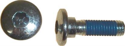 Picture of Bolts Disc Allen 8mm x 25mm Kawasaki 8mm Allen, 18mm Diameter (Per 10)