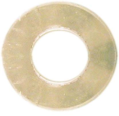 Picture of Washers Clear Plastic 5mm ID x 10mm OD (Per 50)